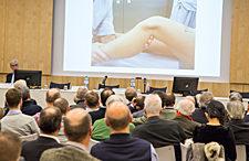 Fotogalerie Jubiläumssitzung Arbeitskreis Knie, 1/2019